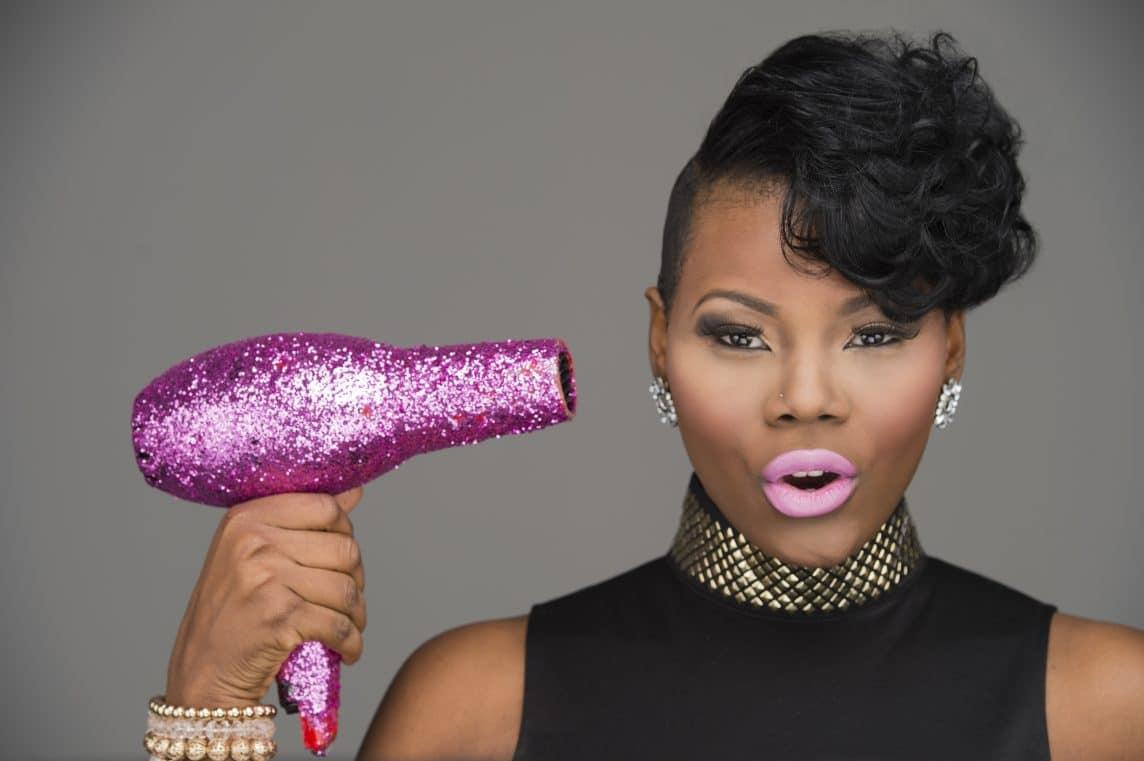 lisseur pour cheveux afro